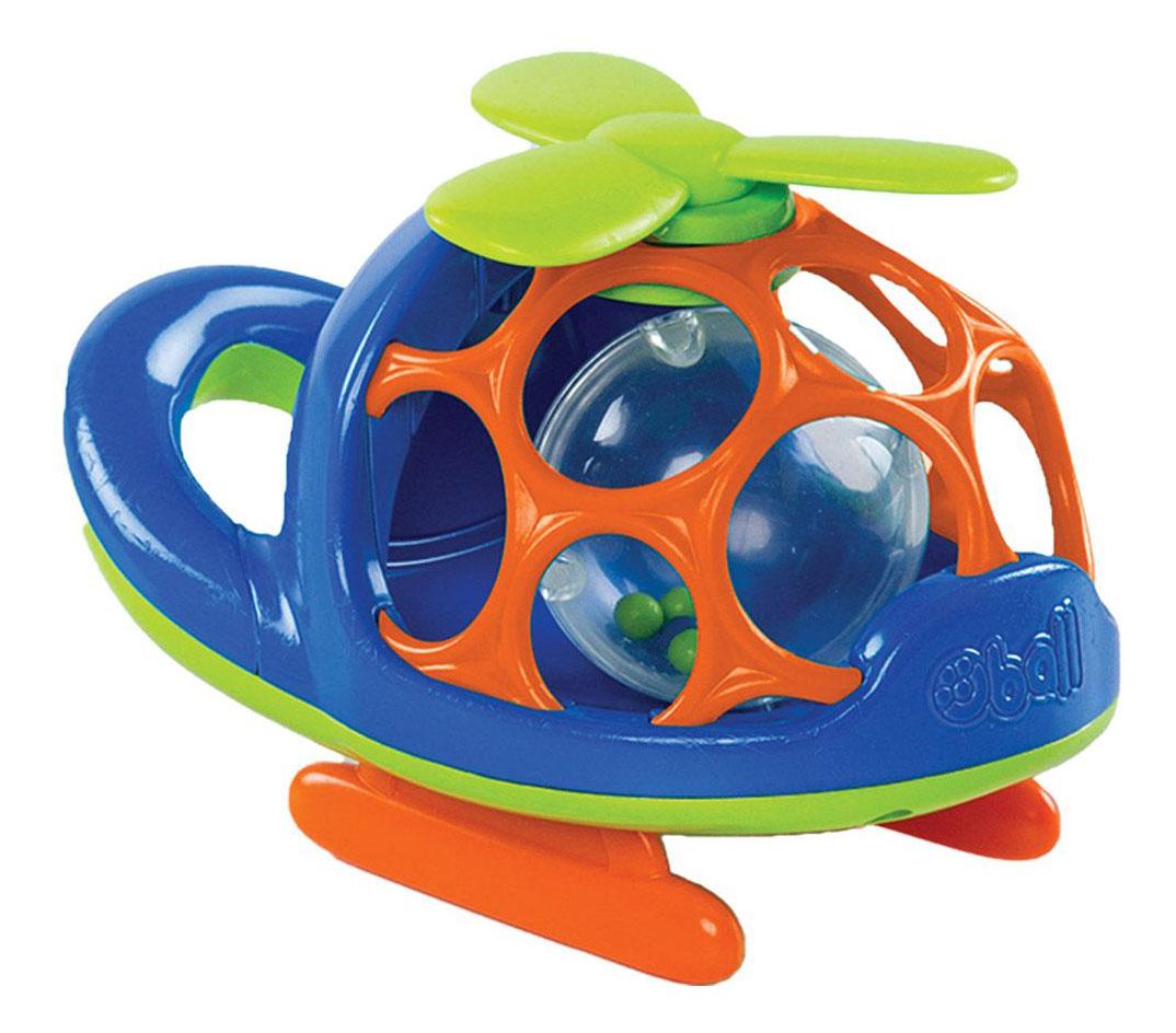 Oball вертолёт синий