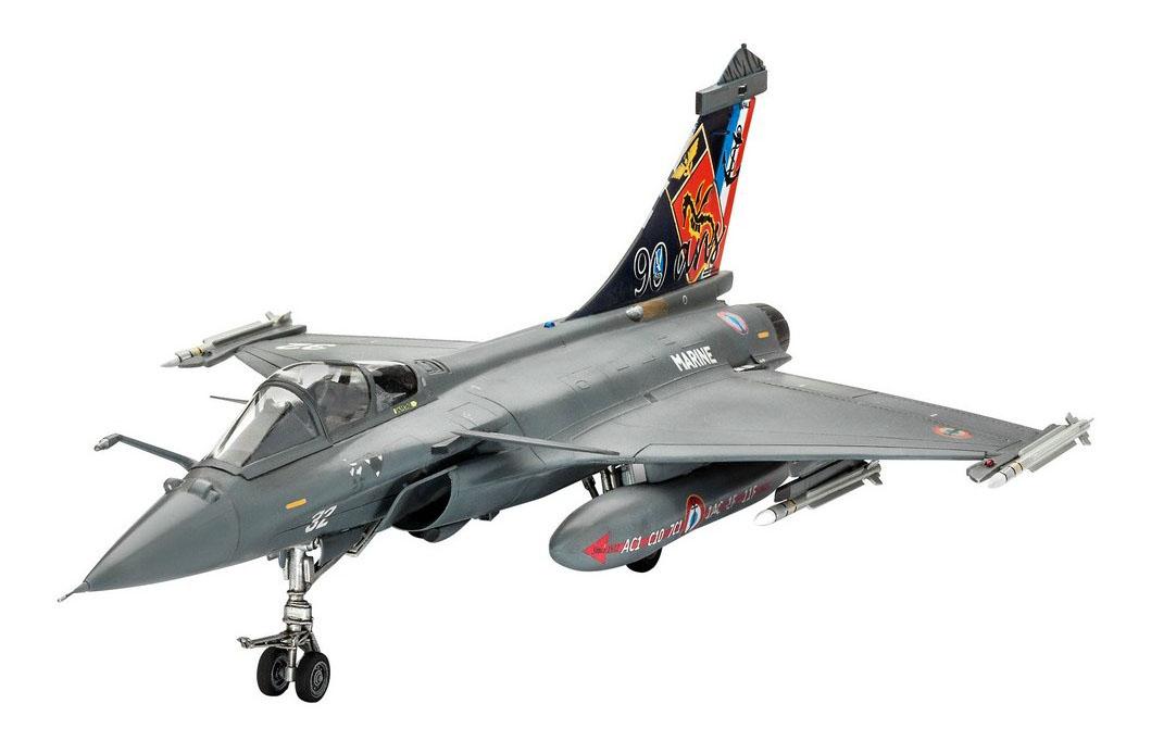 Купить Dassault Rafale, Сборная модель самолета дассо «рафаль», Revell, Модели для сборки