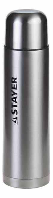 Термос Stayer Comfort 48100-1000 1 л серебристый