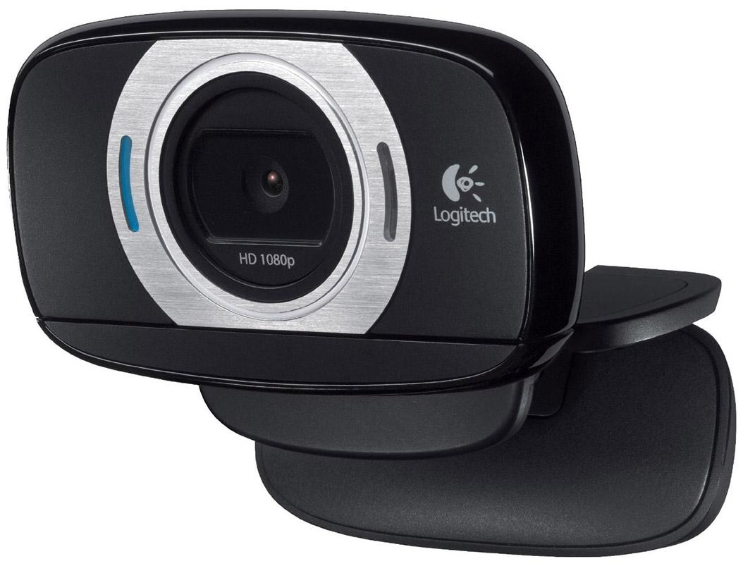 Web камера Logitech HD C615