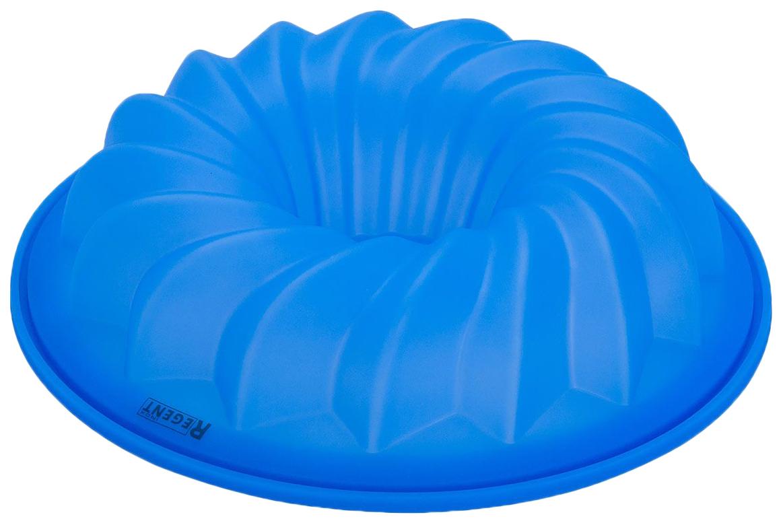 Форма для выпечки Regent Inox Silicone 93-SI-FO-107 Синий фото