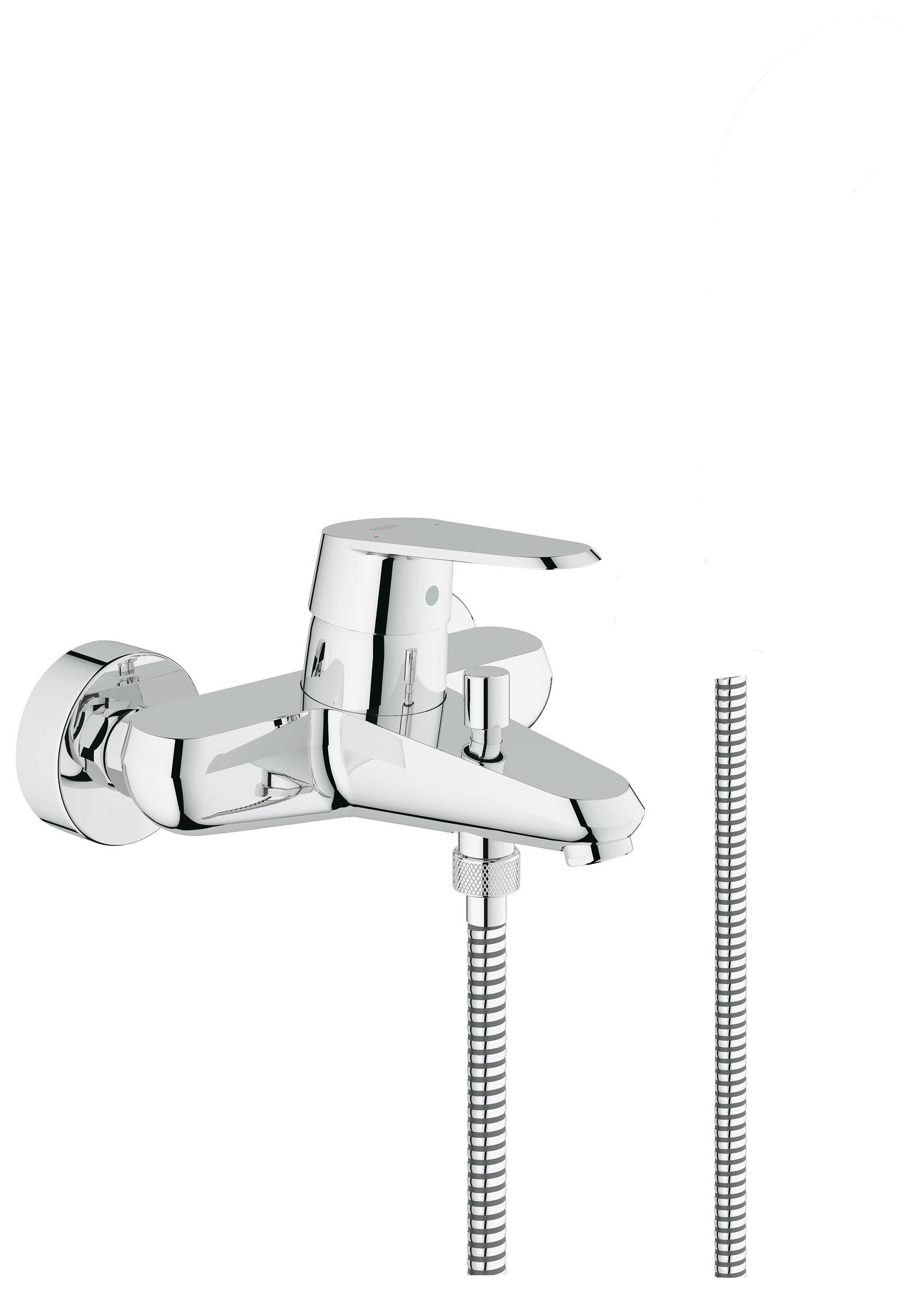Смеситель для ванны Grohe Eurodisc Cosmopolitan 33395002 хром