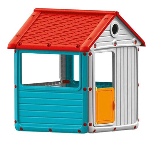 Игровой домик Dolu для улицы голубой