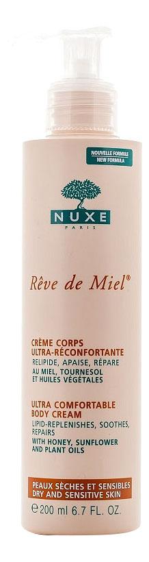 Крем Nuxe ночной Reve De Miel восстанавливающий
