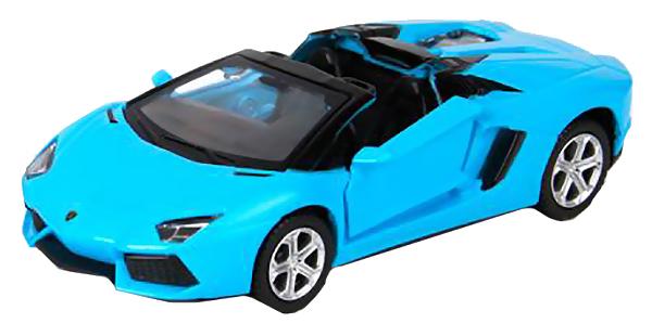 Купить Машинка Технопарк Lamborgini Aventador Roadster металлическая инерционная LP 700-4, Коллекционные модели