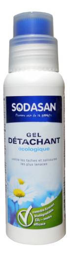 Пятновыводитель Sodasan гель концентрат для удаления пятен