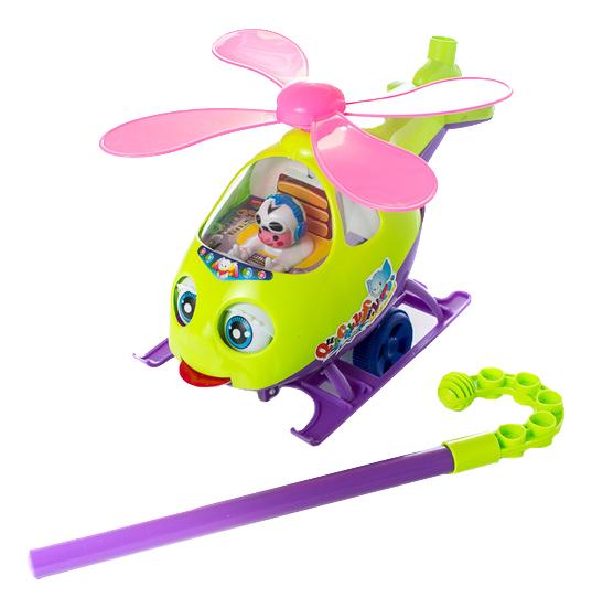 Купить Каталка детская Abtoys Вертолет , NoName, Каталки детские