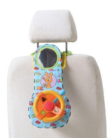 Развивающая игрушка TAF TOYS Руль для игры в автомобиле