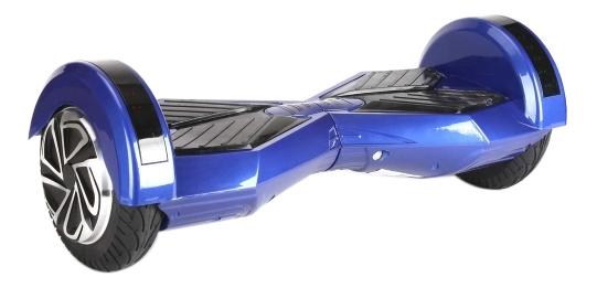"""Гироскутер Supra 8"""" ESS-800 черный/синий"""