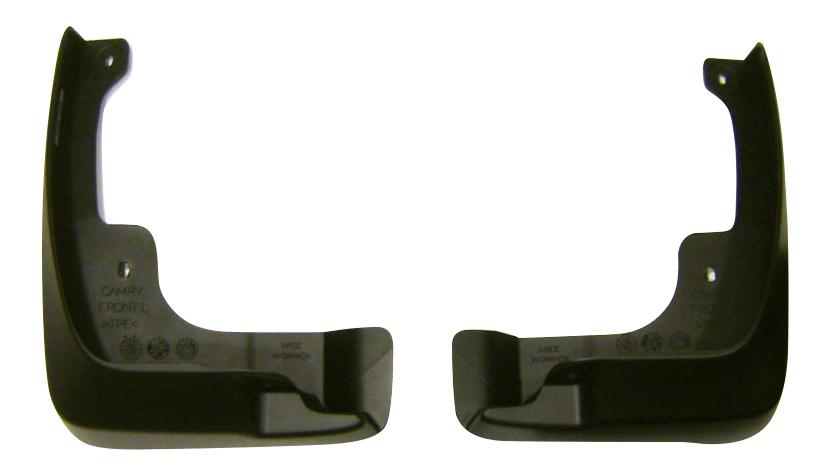 Комплект брызговиков SATORI Toyota SI0400005, комплект брызговиков SI 04-00005 для Toyota Camry 06-11 передние