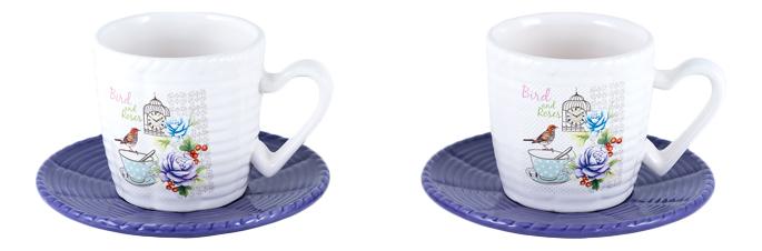 Чайный сервиз GIPFEL PROVENCE 3862 4 пр.
