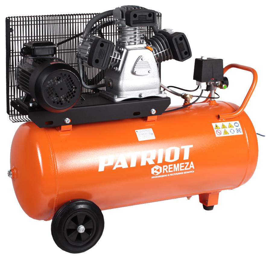 Компрессор Patriot REMEZA СБ 4/С-100 LB 40 - 530 л/мин, 10 Атм, 380 В, 3,0 кВт