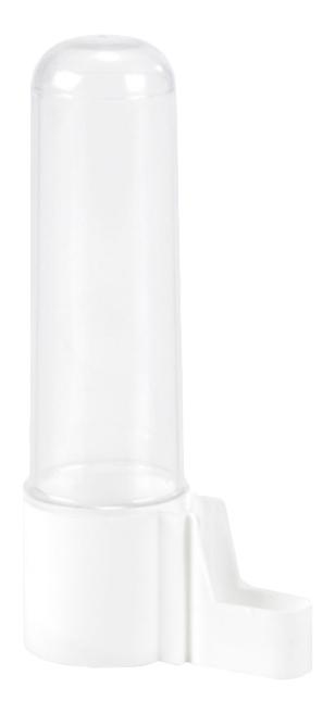 Поилка для птиц Beeztees, белый, 4х14,5 см