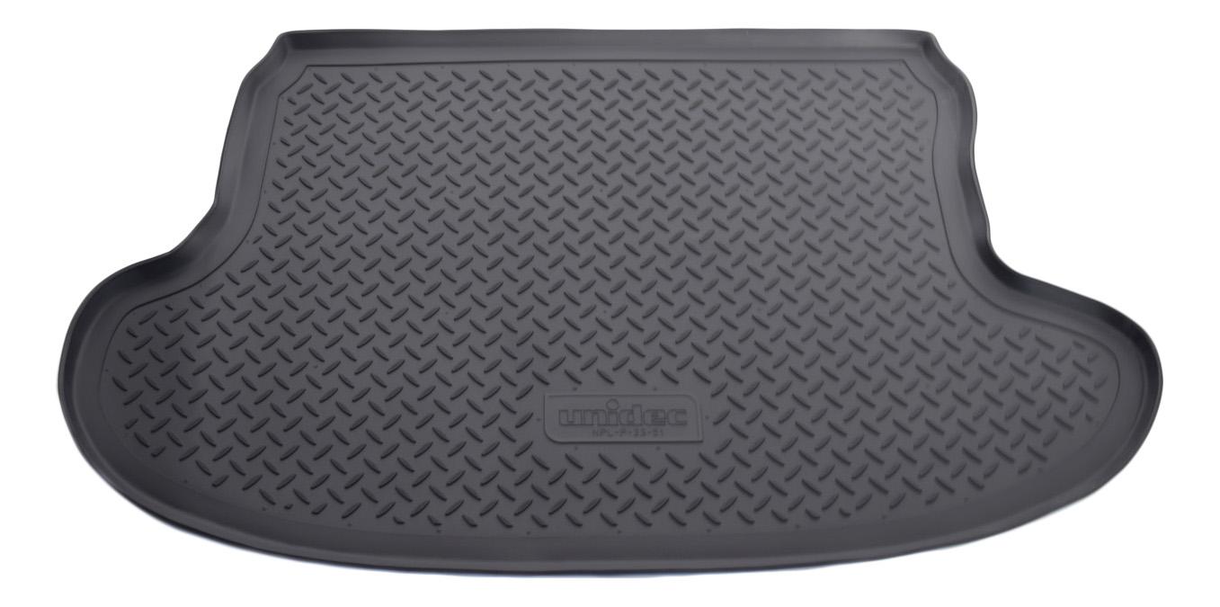 Коврик в багажник автомобиля для Infiniti Norplast (NPL-P-33-51)