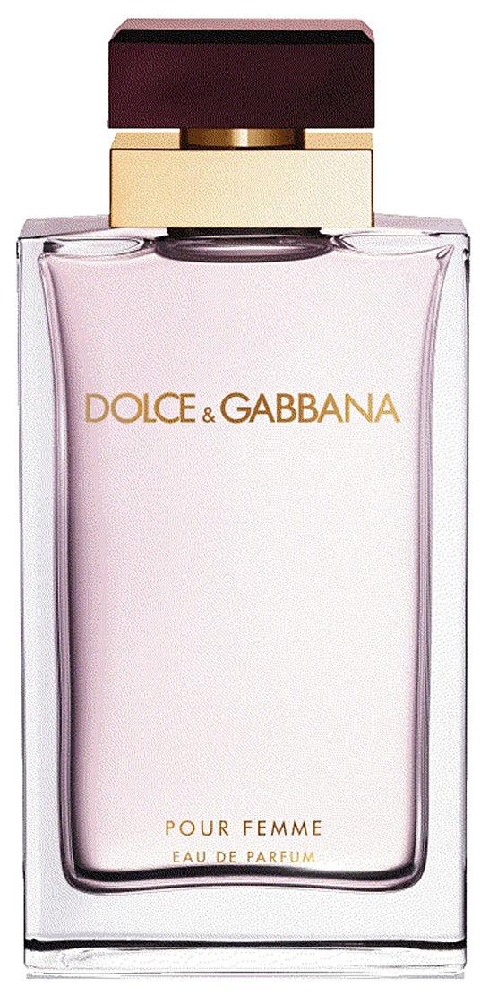 Парфюмерная вода Dolce&Gabbana Pour Femme edp