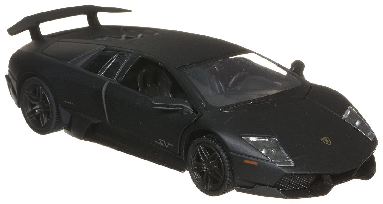 Коллекционная модель машина металлическая Rmz City 1:64 Lamborghini Murcielago Lp670-4