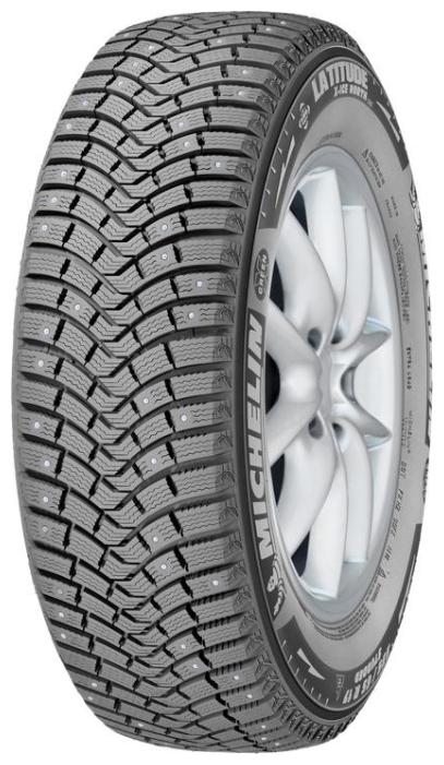 Шины Michelin Latitude X-Ice North LXIN2+ 245/70 R17 110T фото
