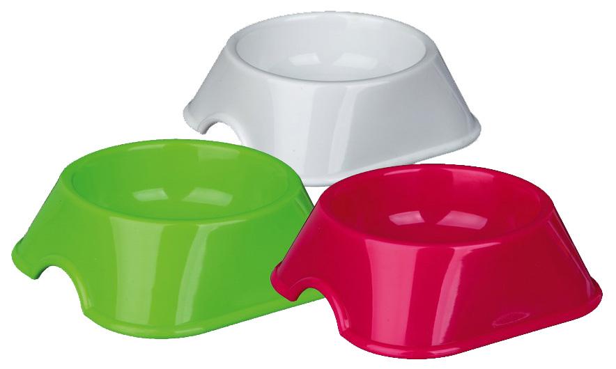 Одинарная миска для грызунов TRIXIE, пластик,