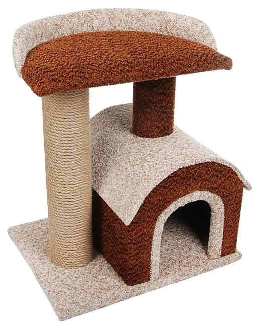 Комплекс для кошек PERSEILINE КАМЕЯ 6 (изба,