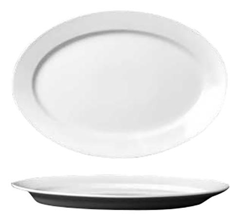 Блюдо Башкирский фарфор 31 см