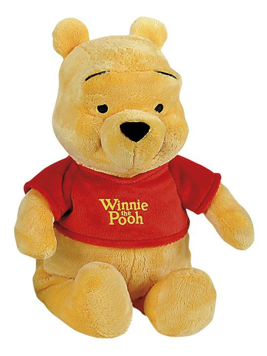 Мягкая игрушка Nicotoy Disney Медвежонок Винни 35 см.