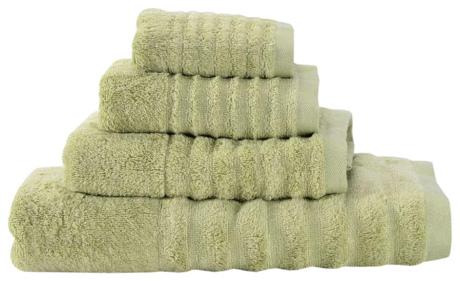 Банное полотенце, полотенце универсальное Valtery зеленый