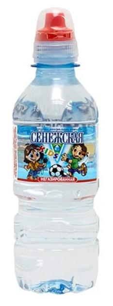 Вода Сенежская Kids 0,35 л