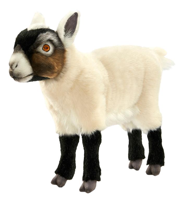 Купить Мягкая игрушка Hansa Коза 30 см 7021, Мягкие игрушки животные