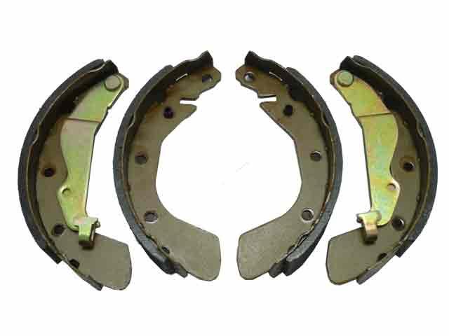 Тормозные колодки барабанные  LYNXauto bs4402