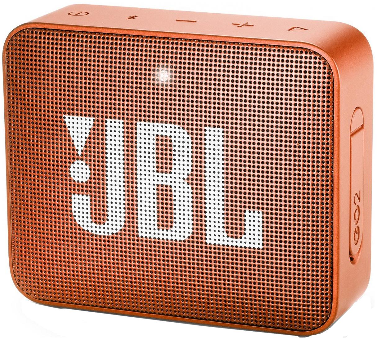 Беспроводная акустика JBL Go 2 JBLGO2ORG