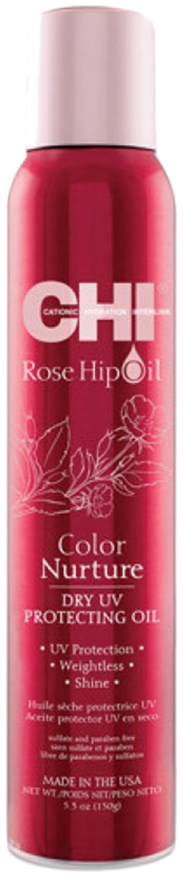 Масло для волос Chi Rose Hip