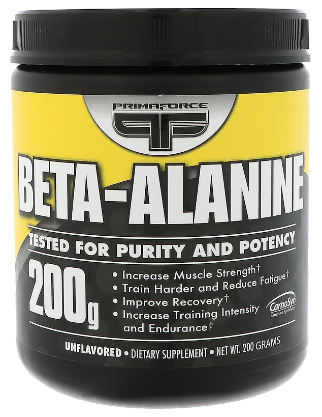 Prima Force Beta Alanine 200 г без вкуса