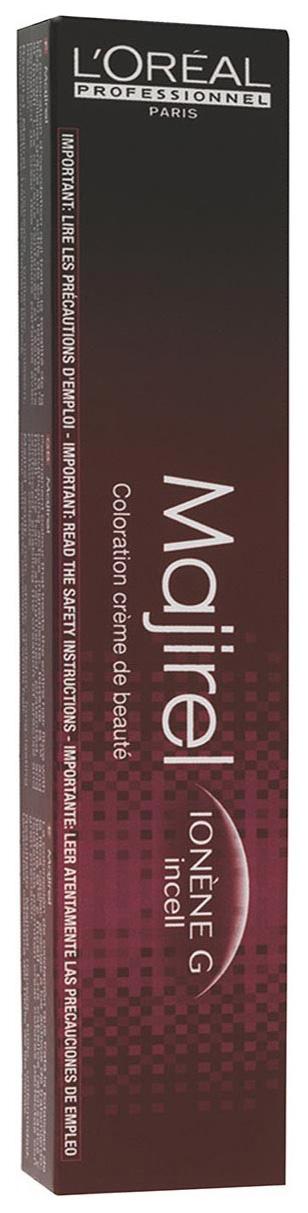 Купить Краска для волос L'Oreal Professionnel Majirel 8.0 Светлый блондин глубокий 50 мл