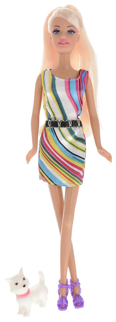 Купить Кукла Toys Lab игровой набор с куклой Dog Walk Ася 35057, в асс., Классические куклы
