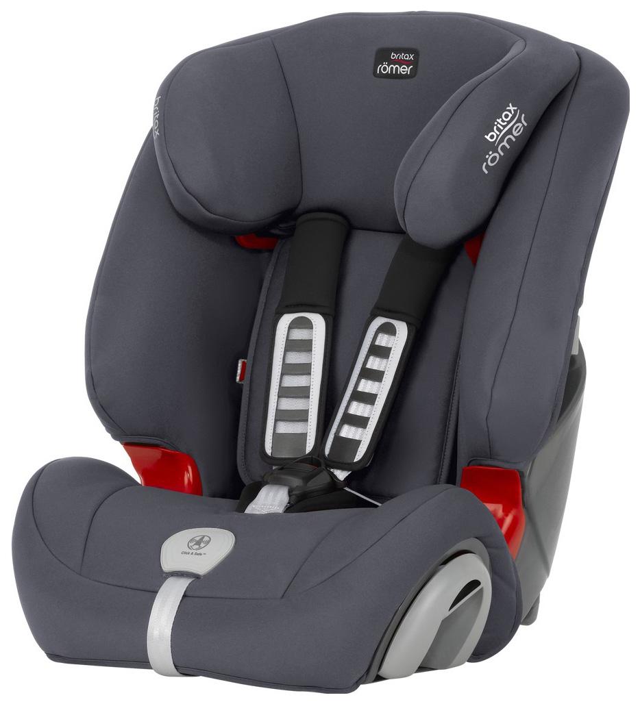 Детское автокресло Britax Romer Evolva 1-2-3 Plus Storm Grey
