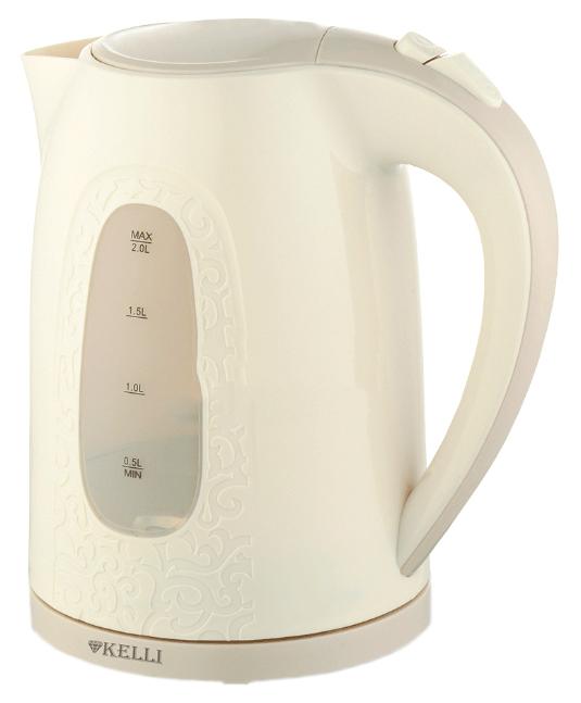 Чайник электрический Kelli KL 1333 Beige