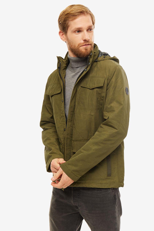 Куртка мужская Marc O'Polo зеленая