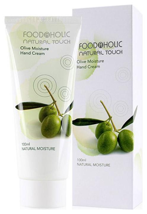 Купить Крем для рук FoodaHolic Olive Moisture 100 мл