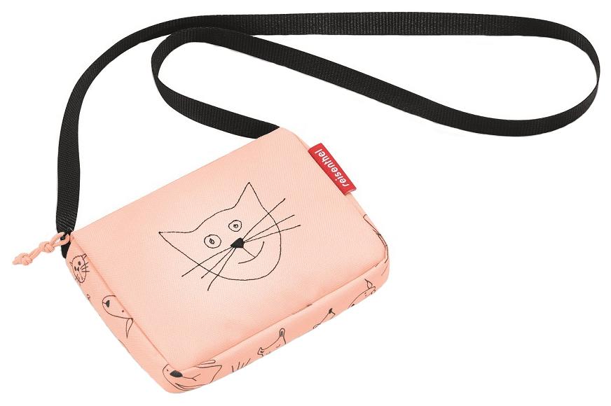 Купить Сумка детская itbag cats and dogs rose Reisenthel для девочек Розовый JA3064, Детские сумки