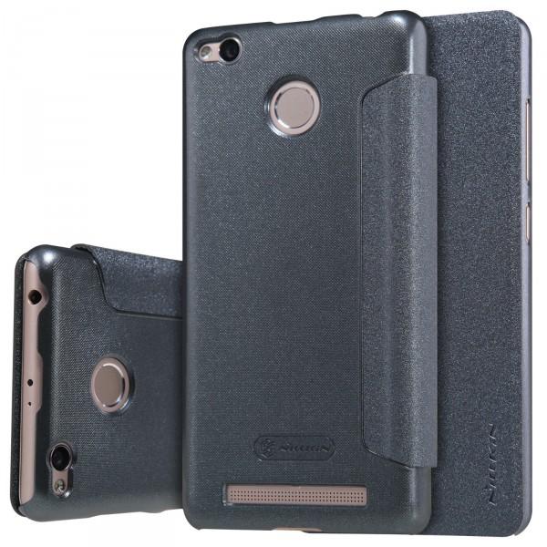 Чехол Nillkin Sparkle Series для Xiaomi Redmi 3 Pro / Redmi 3s Black
