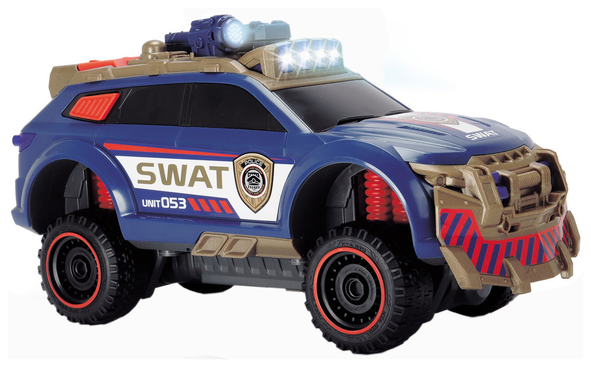 Полицейский внедорожник \