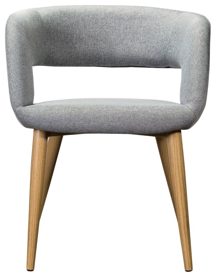 Кресло для гостиной R-Home Walter Сканди Грей RST_4101173H, серый фото