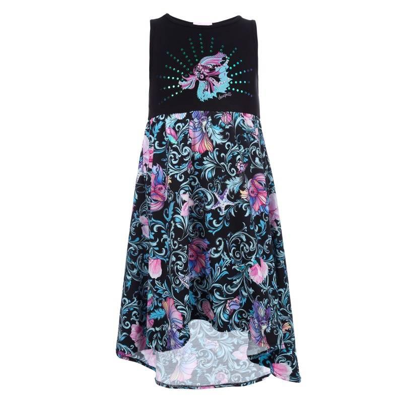 Купить Платье Choupette, цв. черный, 122 р-р, Детские платья и сарафаны