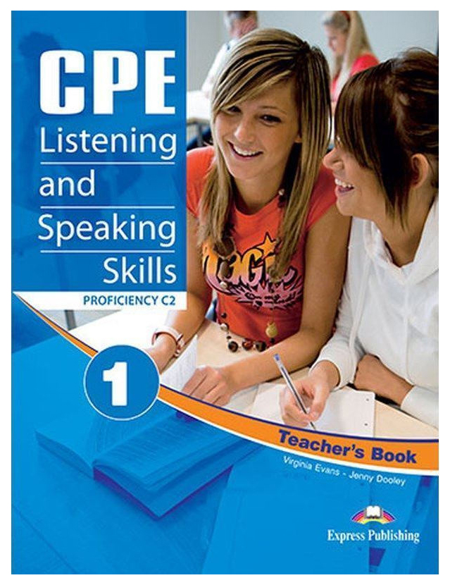 CPE: Listening #and# Speaking Skills 1. Proficiency C2. Teacher\'s Book with DigiBooks Applicat