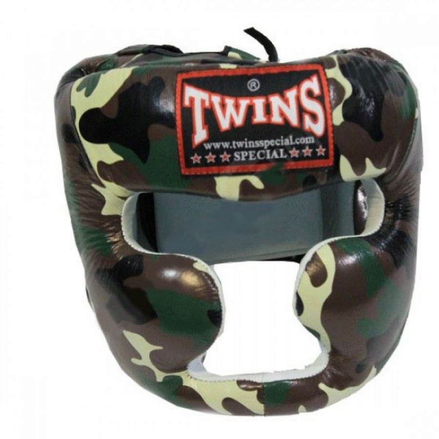 Шлем Twins FHGL3 AR зеленый XL