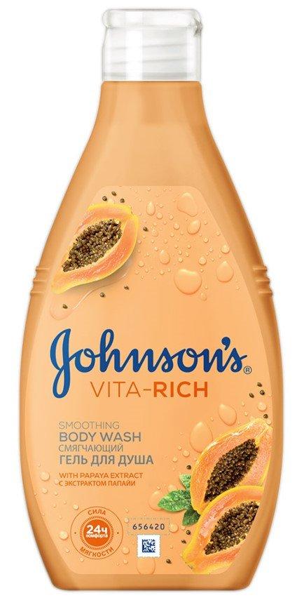 Подарочный набор Johnson&Johnson гель д/душа 250мл+мыло