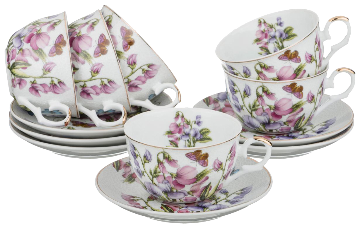Чайный сервиз Lefard Весна 69-1647 6 персон