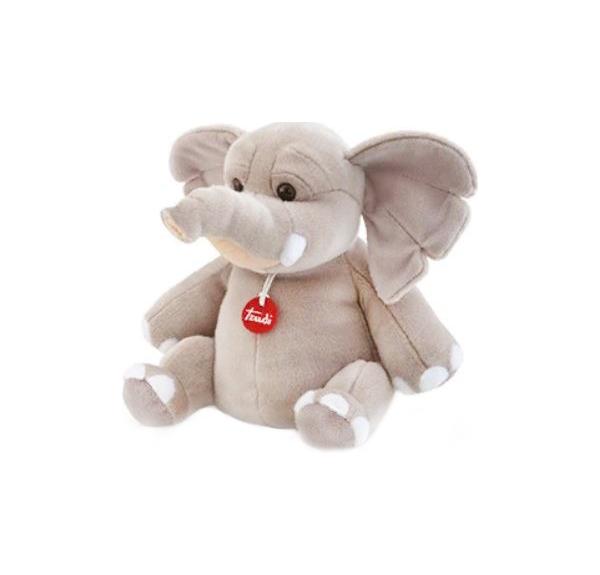 Купить Слон Элио, 29 см, Trudi, Мягкие игрушки животные