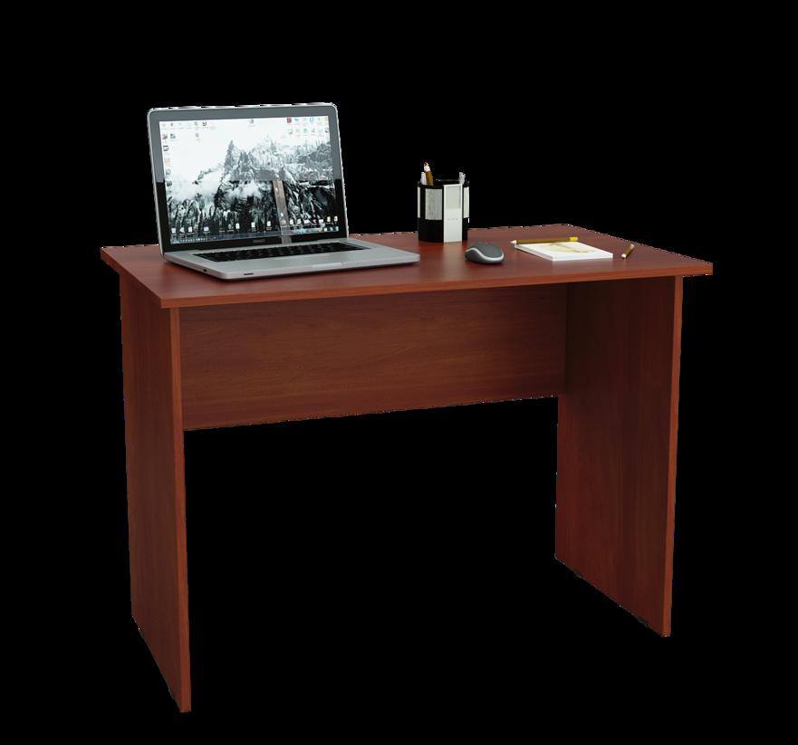 Компьютерный стол МФ Мастер Милан-5 110x60x75, орех итальянский