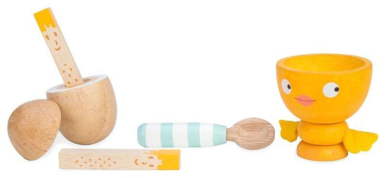 Игрушечная еда Le Toy Van Яйцо